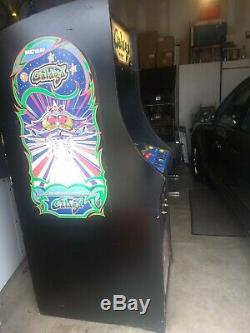 Galaga Arcade Machine. Great Shape! Works well, nice picture