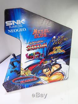 Gameroom Classics SNK Playmore Neo Geo Tabletop Arcade Machine PVG Tech Jamma