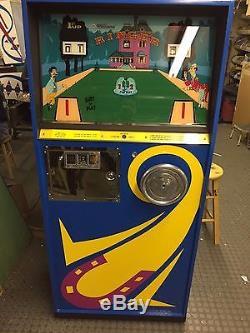 Ground up Restored Williams Ringer Vintage Arcade Game