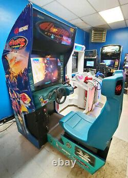 HYDRO THUNDER Boat Racing Arcade Driving Video Game Machine WORKS GREAT