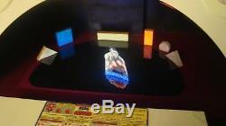 Holosseum video arcade game machine Sega! ORIGINAL! WOW! RARE