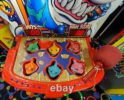 ICE Hammerhead Wacky Sharks Arcade Game Redemption Machine! WHACK A MOLE