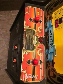 Ice Cold Beer Taito Arcade Game Machine Pinball Vintage Collectors