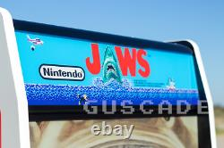 JAWS LE Arcade Machine NEW Full Size 1 of 75 Limited Edition Video Game GUSCADE