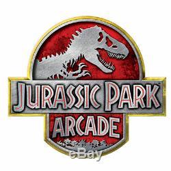 Jurassic Park Shooting Arcade Game Machine 55 HD Screen BRAND NEW 2019