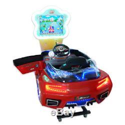 Kids Racing Car Game High Quality Arcade Machine BRAND NEW 2018