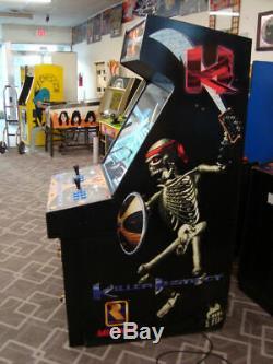 Killer Instinct 2 Arcade Game, nice machine for your Mancave New Joysticks