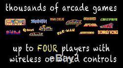 Killer Instinct / Mortal Kombat CUSTOM Mini bartop ARCADE GAME machine CABINET