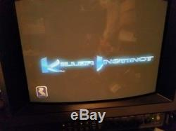 Killer Instinct Original Arcade Machine PCB with Upgraded Hard Drive Working