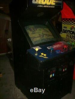 Konami 1992 GI Joe Arcade Machine