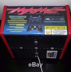 MAME Multiple Acrade Machine Emulator RETROPIE MINI BARTOP ARCADE CABINET