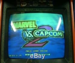 MARVEL vs CAPCOM 2 ARCADE by CAPCOM (Excellent Condition)