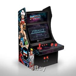 MY ARCADE Data East Mini Player Collectible 10 Retro Arcade Machine 34 Games