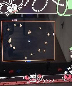 Mario Brothers Widebody Arcade Machine (Robotron, Joust, Bubbles, Super Mario)