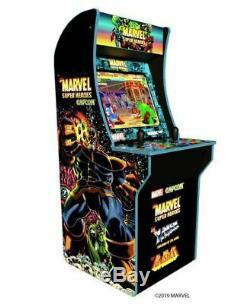 Marvel Super Heroes + X-Men Children + The Punisher Arcade Machine 2019 Replica