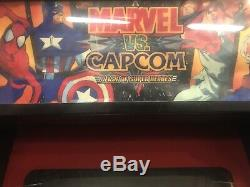 Marvel Vs Capcom Dedicated Arcade Machine Street Fighter 2 Mortal Kombat Fight