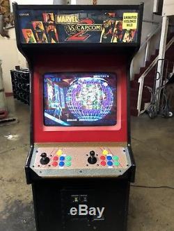 Marvel vs. Capcom 2 Naomi Arcade Video Game Machine