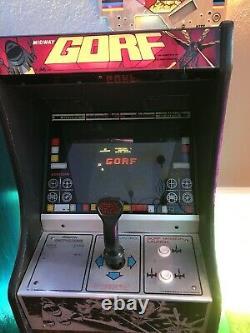 Midway Cabaret / Mini GORF Classic Arcade Machine