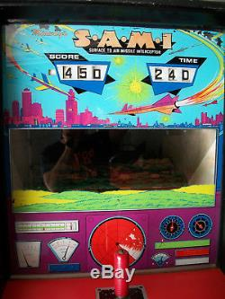 Midway SAMI Arcade Machine S. A. M. I