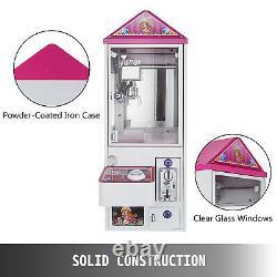 Mini Claw Crane Machine Candy Plush Toy Grabber Anti-rust Shake-proof