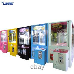 Mini Claw Machine Coin Operated Games Arcade Games Machines for sale