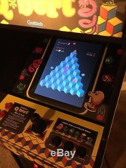 Mini Qbert Arcade Machine