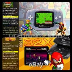 Mini Retro games Console, HDMI, classic Arcade machine 6000 in total 80gb