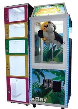 Monkey Bizz-ness Crane Machine No DBA