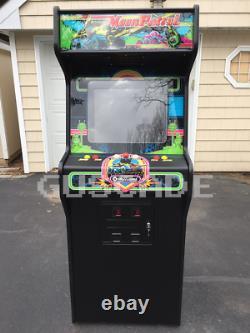 Moon Patrol Arcade Machine NEW Full Size multi can play several classics GUSCADE