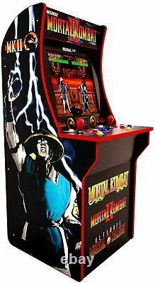 Mortal Kombat Arcade Machine Games Arcade1UP 3 in 1 Game Arcade Cabinet Home