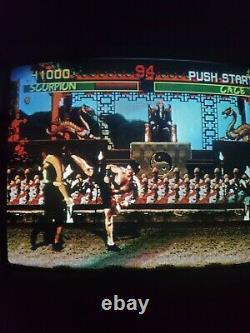 Mortal Kombat Arcade Machine MK1
