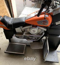 Motor Harley Davidson From Old Arcade Machine doesnt work just bike