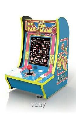 Ms. PAC-MAN Counter-Cade 4 Games in 1 Arcade1UP Tabletop Machine