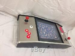 Ms PacMan Galaga Mini Cocktail Table Arcade Game Multicade Bar Top 15 Monitor