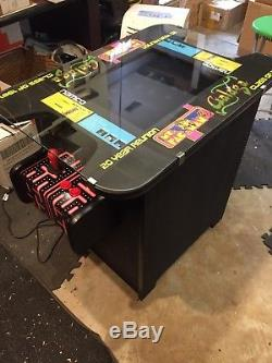 Ms Pacman Galaga Cocktail Multicade Arcade Machine New 60 Games