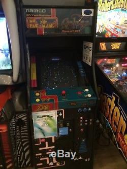 Ms. Pacman Galaga Combo Arcade Machine