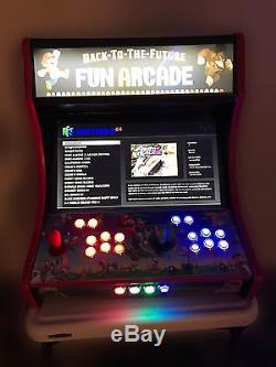 Multi Game Table Top Arcade Machine Retropie Ready 1000's Games ONLY $1,400