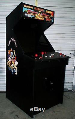 Multi Williams Arcade Video Multi Game Machine Defender Joust Robotron And More