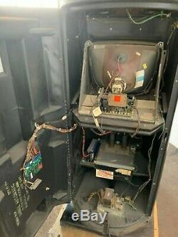 Multi-Williams Duramold Arcade Machine Rare Game Sinistar Bubbles Robotron
