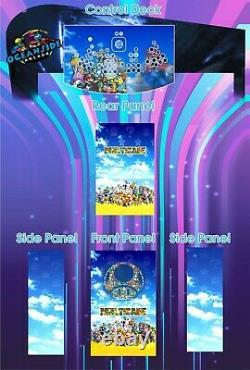 Multicade arcade machine video game machine arcade games retro arcade