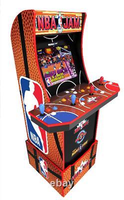 NBA Jam Arcade Machine with WiFi, Arcade1Up