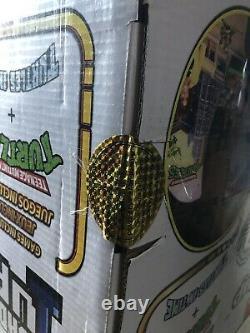 NEW Arcade1Up TMNT Teenage Mutant Ninja Turtles Arcade Cabinet Machine + Riser