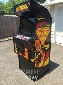 NEW Defender Arcade Machine Video Multi Game plays a few classics NEW Guscade