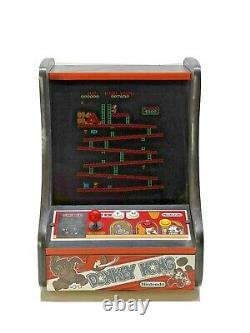 NEW Donkey Kong Ms. PacMan Arcade Machine Galage Upgraded 60 in 1 Tabletop