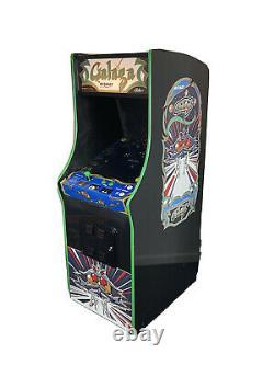 NEW GALAGA Multicade Classic Arcade Machine Plays 60 Games Pac Man FULL SIZE