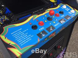 NEW Galaga or Ms Pacman or Pac-man Video Arcade Multi Machine 60-1 Multicade