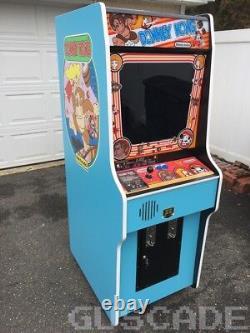 NEW Nintendo Donkey Kong Arcade Machine Multi Plays OVR 59 Classics Guscade