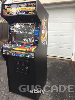 NEW Williams Multi Arcade Joust Robotron Mario Defender 19-1 Multicade Machine