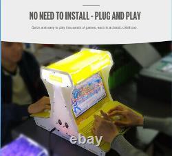 NEW video game console mini bartop arcade machine 2448 wifi games for Family
