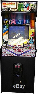 NINJA GAIDEN ARCADE MACHINE by TECMO (Excellent Condition) RARE